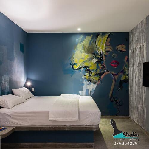 Vẽ Tranh Tường Homestay-studiotranhtuong.com
