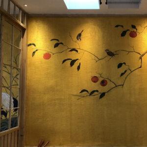 Vẽ Tranh Tường nhà hàng chuyên nghiệp