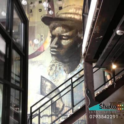 Vẽ TranhTường BAR BEER CLUB BÙI VIỆN uy tín, chất lượng - studiotranhtuong.com