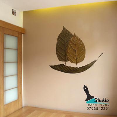 vẽ tranh tường decor nội thất nhà ở