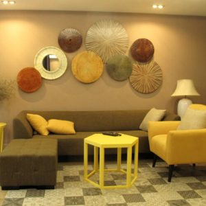 bộ trang trí home decor biệt thự
