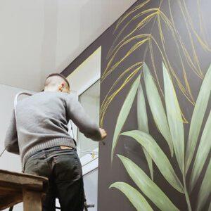 STUDIO TRANH TƯỜNG - Dịch Vụ Vẽ Tranh Tường - Vẽ Tranh Sơn Dầu - Vẽ Sự Kiện uy tín chất lượng